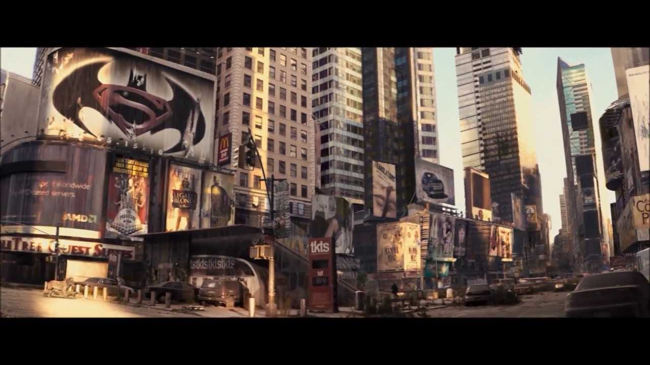 the movie  i posted it  I Am Legend Background
