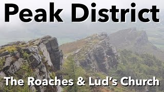 Peak District Walk - The Roaches & Lud