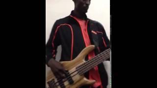 Beni's house band Sound check 2014