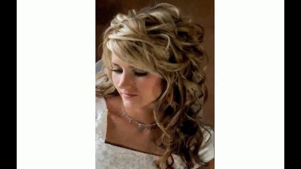 Прически вечерние локоны на средние волосы