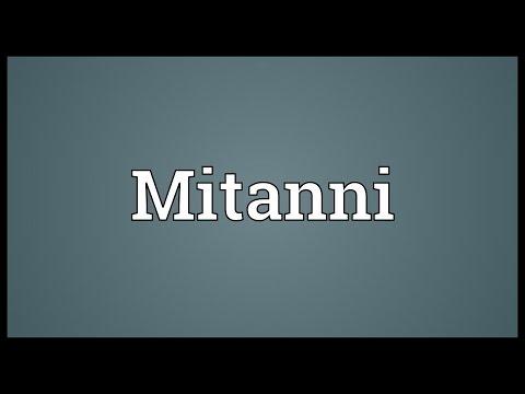 Header of Mitanni