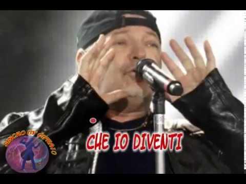 Vasco Rossi - Stammi vicino (karaoke - fair use)