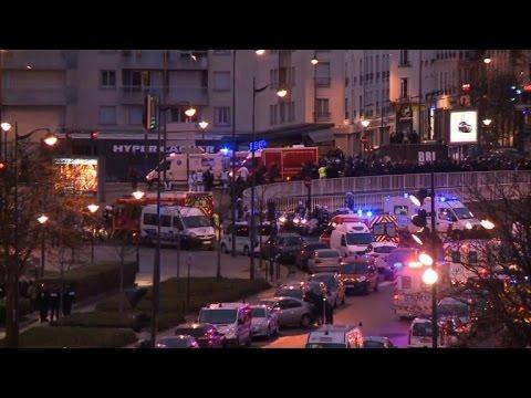 França – um dia de terror