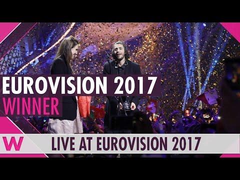Salvador Sobral (Portugal) wins Eurovision 2017 with Amar pelos dois (Reaction)