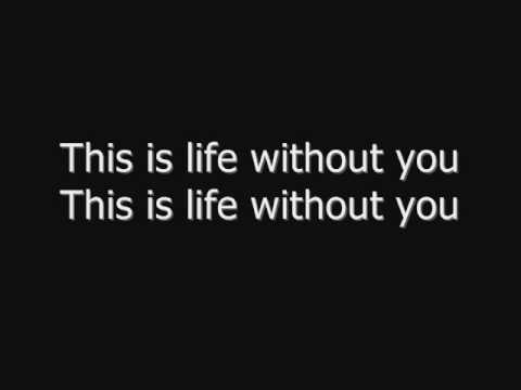 Life Without You Songtext video