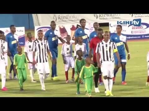 APR FC 0 - 4 Rayon Sports FC (Highlights) 3rd May 2016