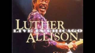 Watch Luther Allison You Can Run But You Cant Hide video