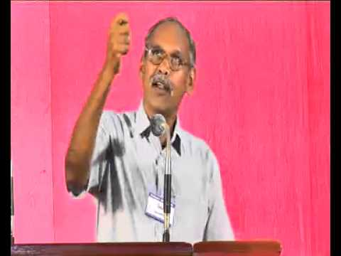 Elders Sharing [Tuticorin Conference -  Session - 3/11]