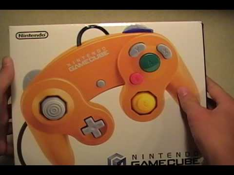 Unboxing Spice Orange Japanese Gamecube