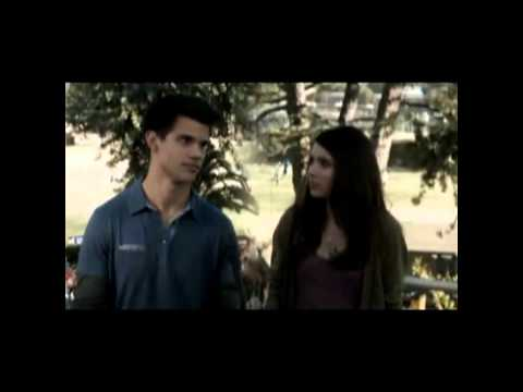 Emma Roberts y Taylor lautner The Power of Love por