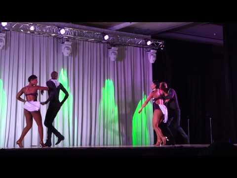 Casino All Stars Venezuela performing at Houston Salsa Congress 2014