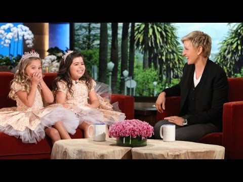 Sophia Grace & Rosie on Their Favorite TV Shows