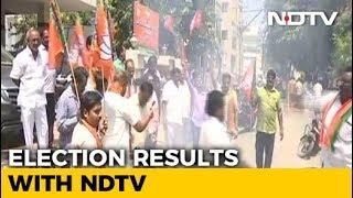 BJP Ousts Tripura's Sarkar, Meghalaya Hung