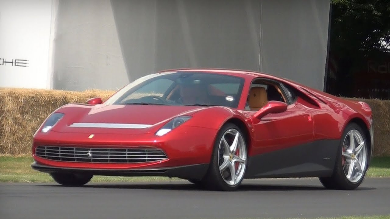 3 MILLION POUND SUPERCAR - Ferrari SP12 EC - YouTube1920 x 1080