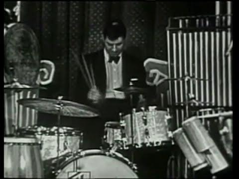 Buddy Rich Vs Jerry Lewis Drum Solo