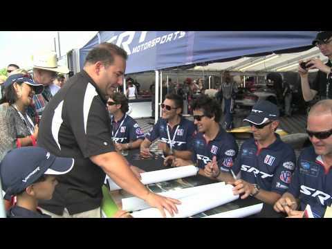 2013 SRT Viper GTS-R ALMS Race Wrapup