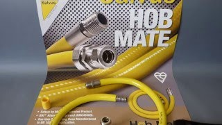 New City Heating presents..........Hobmate flexible gas hose