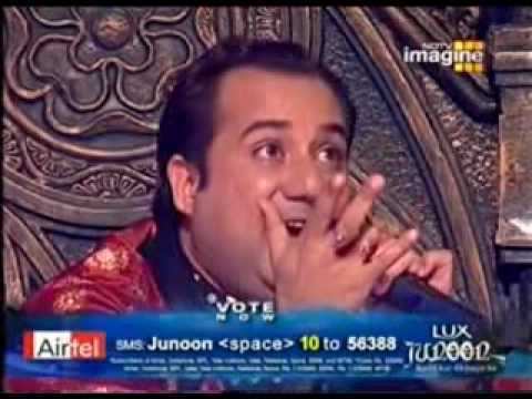 Rahat Fateh Ali Khan -- Man Ki Lagan video