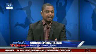 Ongoing Nat'l Sports Festival in Focus As Analysts Discuss Performance Pt.2  Sports Tonight 