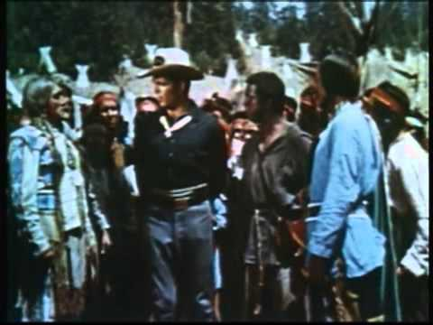 Sitting Bull Starring Dale Robertson complete western movie