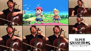 Super Smash Bros. Ultimate - Main Theme | Cello Cover