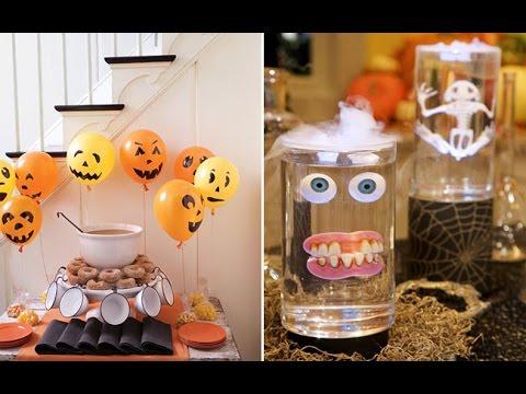Лайфхаки на Хэллоуин! Подготовка к празднику своими руками. Вытворяшки