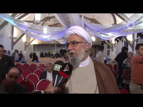 1. jährliche Festveranstaltung Ghadir Khumm - Meinungen und Interviews
