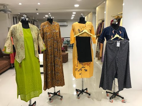 UNIQUE KURTI DESIGN | EXCLUSIVE PRINTED BOUTIQUES DESIGN KURTI COLLECTION - BULK BUY ONLY