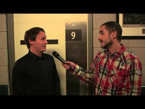 Zane Lowe Talks Backstage with Ben Howard I BRITs 2013