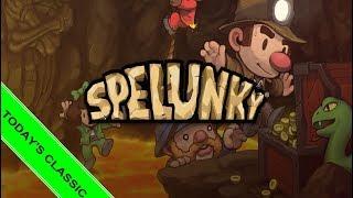 SPELUNKY (GRATIS / FREE Download): Indiana Pixel Art - Today
