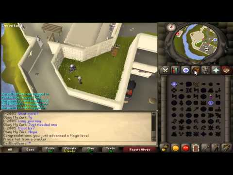 P1stols- Partyhats & Easter Eggs On 07Scape! Jagex April Fools Joke 2013!