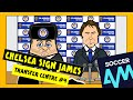 Chelsea sign James Rodriguez! EPISODE 4 - TRANSFER CENTRE!