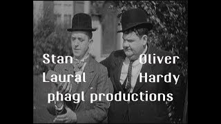 The Wonderful Slapstick of Laurel and Hardy