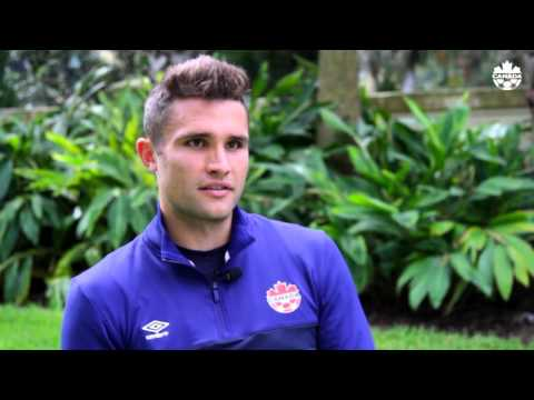 Canada's Men's National Team player Adam Straith talks about Canada's road to the 2018 FIFA World Cup Russia. Canada will face Honduras in a crucial match on Friday, November 13th at...