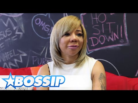 Tiny Speaks On Divorce Rumors & Floyd Mayweather Scandal