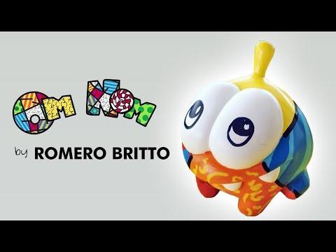 Om Nom by Romero Britto - Part 2