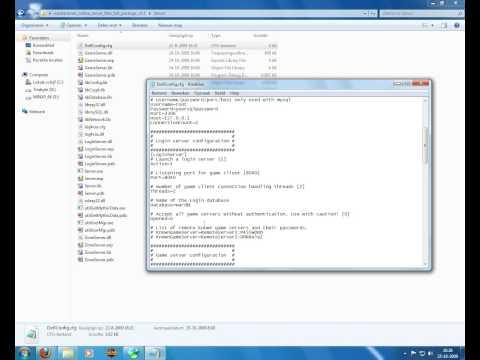 warhammer online  private server video tutorial PART 2