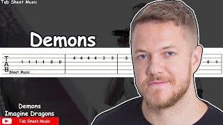 Imagine Dragons - Demons Guitar Tutorial