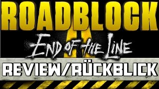 WWE Roadblock: End of the Line 2016 - PPV Review/Rückblick (Deutsch/German)