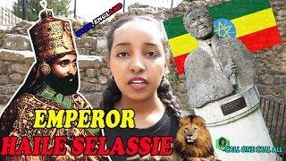 Ethiopian history | Emperor Haile Selassie in Bath, England | Ethiopian Beauty