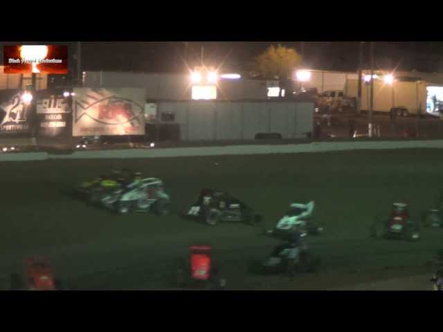 Racing Highlights From Canyon Speedway Park April 27th 2013