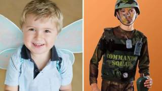 Today Now!:Finding Masculine Halloween Costumes For Your Effeminate Son