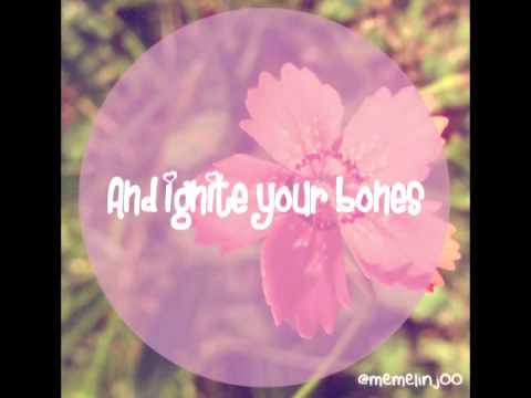Fix You - Secondhand Serenade lyric