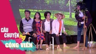 LIVESHOW Hài 2018 | Câu Chuyện Công Viên - Long Đẹp Trai, Phi Nga, Phương Linh, Y Nhu
