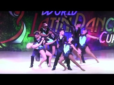 WLDCup 2015 ~ Final Grupos Salsa Parejas ~ Ritmo Extremo