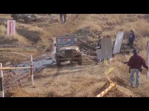 Mahindra Adventure | Off-Roading Trophy 2013 | [SQ]