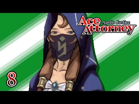 SIREN'S SONG - Let's Play - Apollo Justice: Ace Attorney - 8 - Walkthrough Playthrough