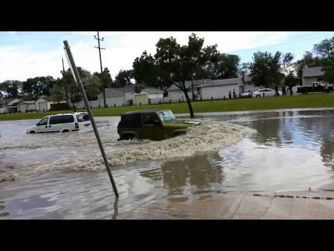 Flooding in Winnipeg Manitoba!