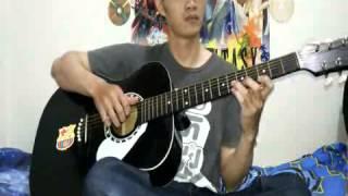 Gitar Terima Kasih Cinta-Afgan