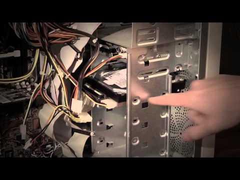 Видео как снять HDD